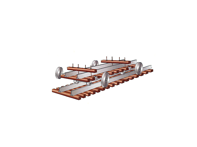 Pre-Assembled Rail Panel Mover